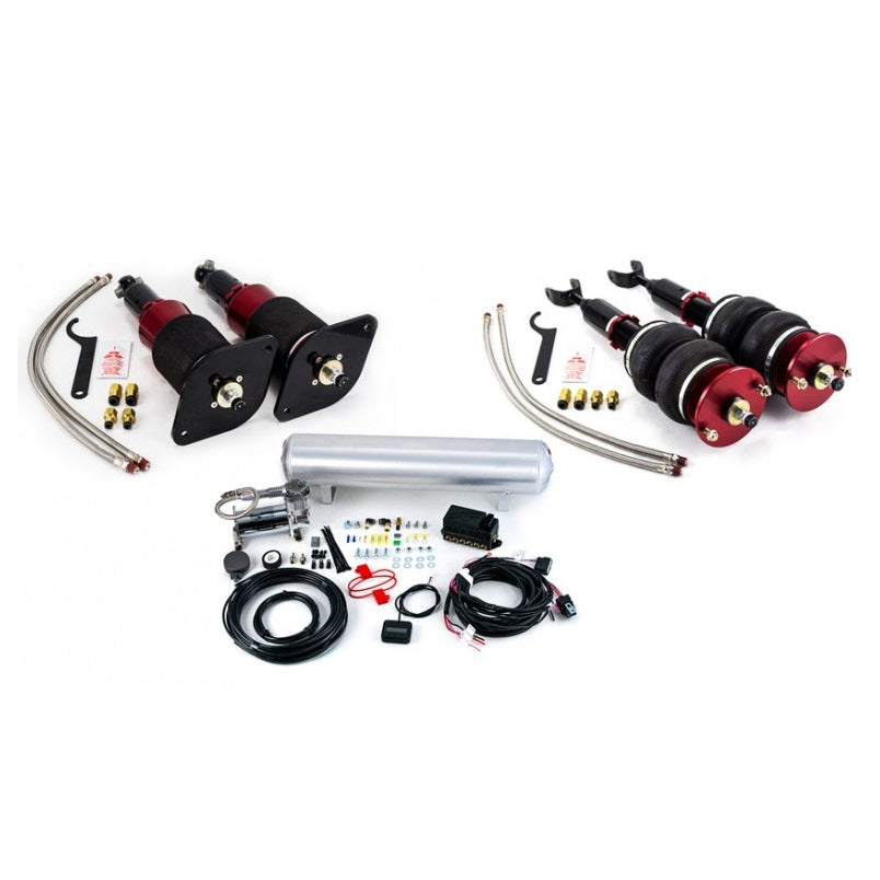 Air Lift Performance C5 Audi PERFORMANCE Air Suspension Kit (Height + Pressure)