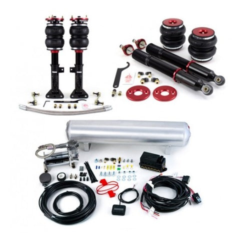 Air Lift Performance E36 PERFORMANCE Air Suspension Kit (Height + Pressure)