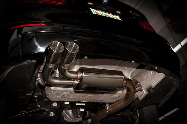 Active Autowerke BMW F30 328i Signature Exhaust