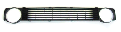 MK1 Single Round Badgeless Grille