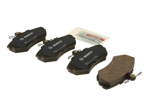 MK3 Bosch QuietCast™ Premium Rear Brake Pad Set