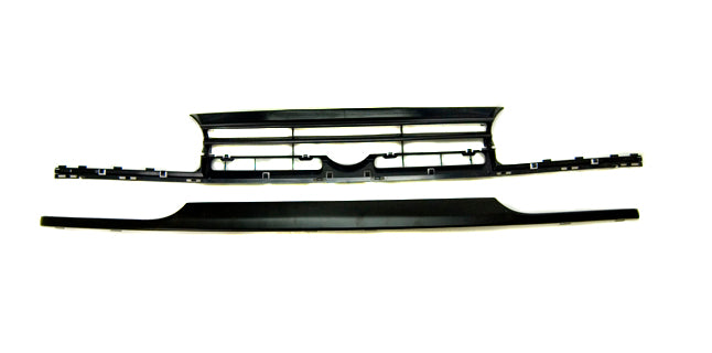 MK3 Golf 2-Piece Badgeless Grille