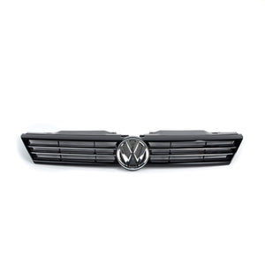 MK6 Jetta Grille (Satin Black w/ Chrome)