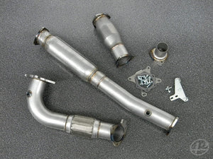 "42 Draft Designs MK2 Audi TTS 3"" Downpipe"