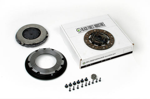 BFI 020 210mm Clutch with Flywheel - Stage 1  (Large Spline)