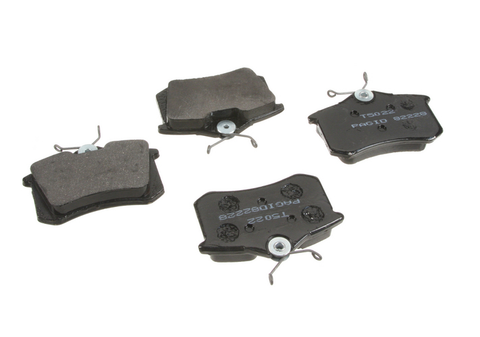 Corrado PAGID Brake Pad Set (Rear)