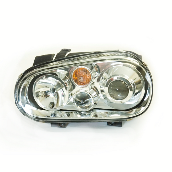 MK4 Golf Projector Headlights (Chrome)