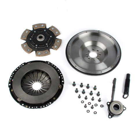 BFI MK7 Golf R Clutch Kit and Lightweight Flywheel - Stage 4