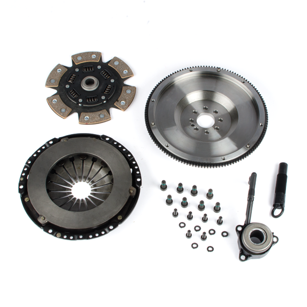 BFI MK7 2.0T TSI Clutch Kit and Lightweight Flywheel - Stage 4