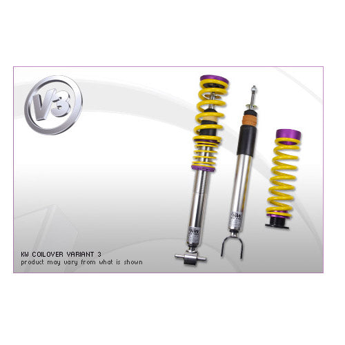 KW Coilover Kit V3 VW B4 Passat
