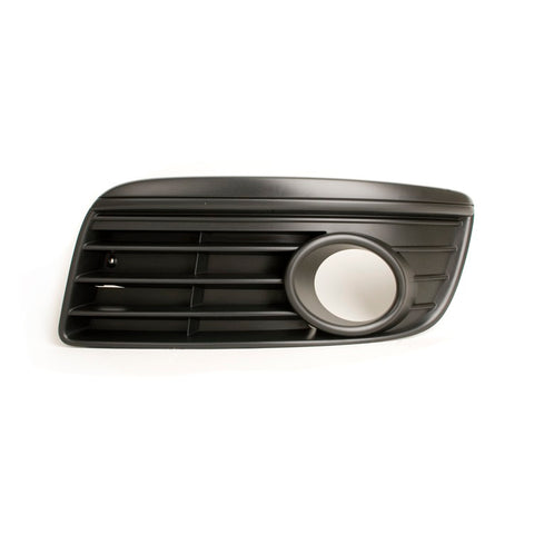 MK5 Jetta OEM Lower Grille With Fogs (Left Side)