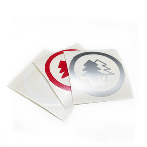 Circle Tree Decals