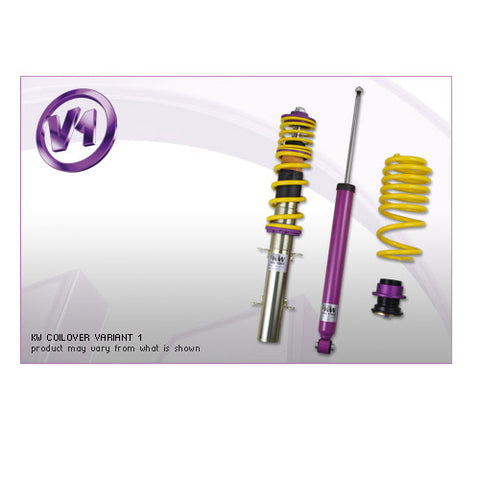 KW Coilover Kit V1 VW Eos - without DCC