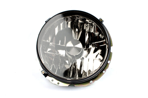 "MK1 7"" Crystal Smoke Headlights (Pair)"