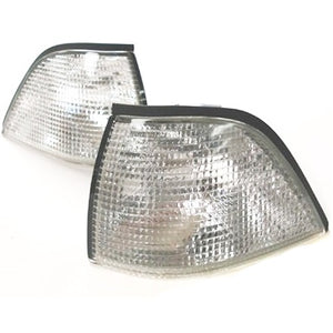 BMW E36 2-Door Corner Lights (Clear)
