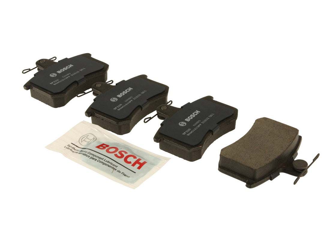 Bosch QuietCast™ Premium Brake Pads (Rear)