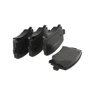 PBR Metal Master Rear Brake Pads