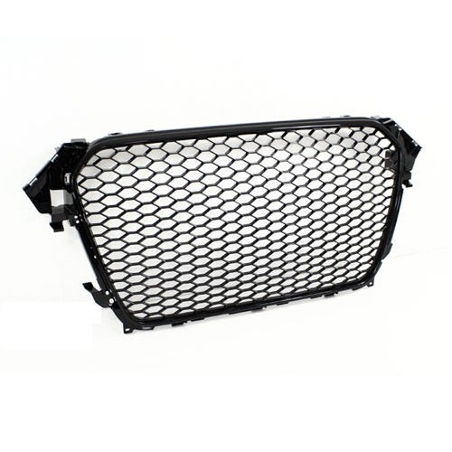 Audi B8.5 RS4-Replica Grille (Black Trim)