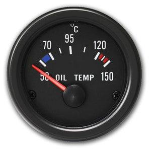 JOM Classic Oil Temp Gauge