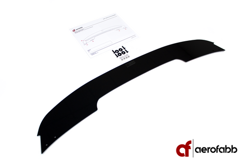 aerofabb VW MK7 / MK7.5 GTI and Golf R Spoiler Extension