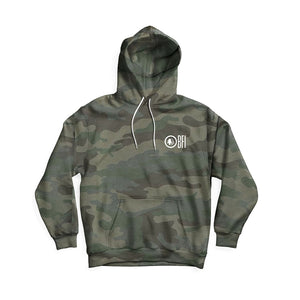 BFI Camo Pullover Hoodie