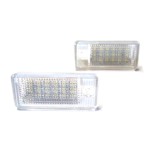 B6/B7 A4 & 8P A3 LED License Plate Lights