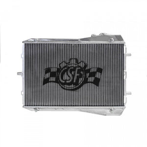 CSF High Performance Radiator - Porsche 996 Turbo / GT2 / GT3 & 997 Turbo / GT2 (Side)