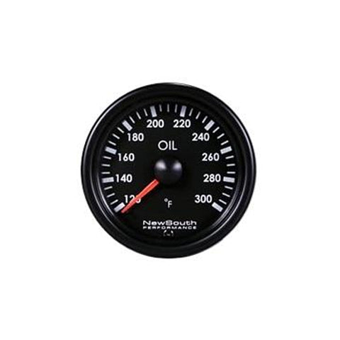 NewSouth Oil Temp Gauge (Indigo)