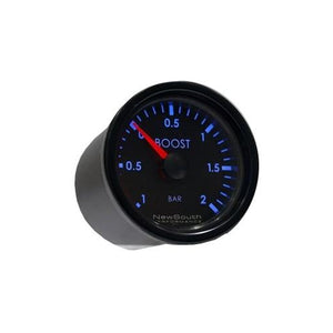 NewSouth Metric Boost Gauge (Indigo)