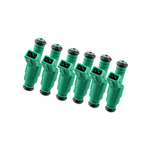 "Bosch 440cc ""Green Top"" Injectors - Set of 6"