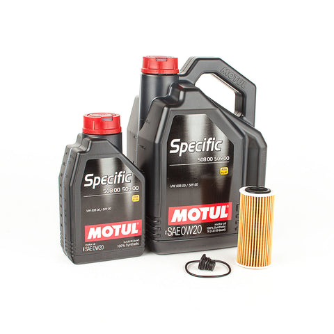 Premium Oil Service Kit for 2.0/1.8T B-Cycle Engines (MQB 508/509)