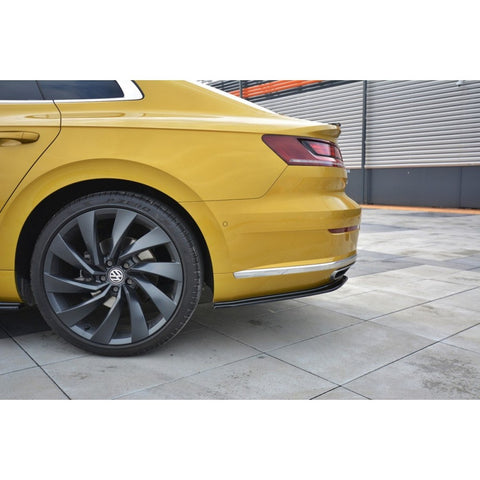 Maxton Design VW Arteon R-Line Rear Side Splitters