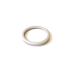 NewSouth Performance Silver Trim Ring for Indigo Gauges