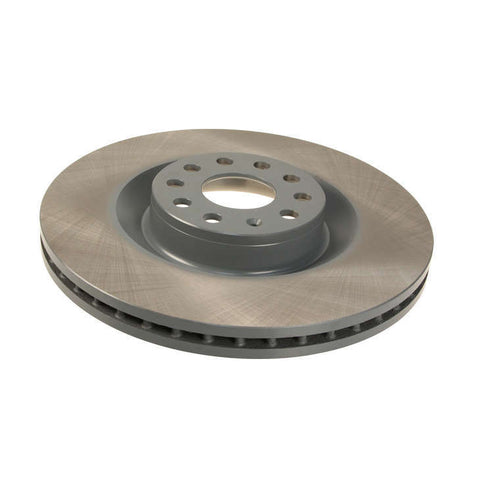 WBR Front Brake Rotors PAIR 345mm