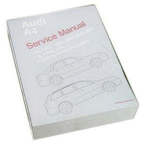 B5 A4 Bentley Manual