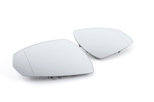 Audi 8V A3/S3 European Blind Spot (Aspherical) Mirror Glass Set