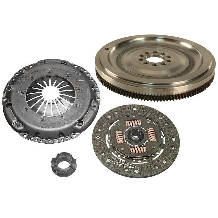 MK4 VR6 228mm Single Mass Flywheel Clutch Kit (02J)