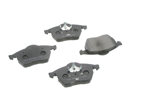 "MK3 11"" PBR Deluxe Front Brake Pad Set"