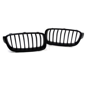 BMW F30 Black Kidney Grilles