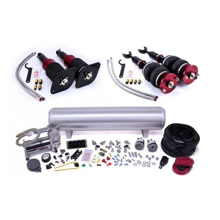 Air Lift Performance C5 Audi PERFORMANCE Air Suspension Kit (Pressure Only)