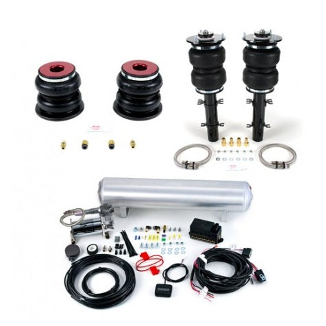 Air Lift Performance MK4 R32 4Motion SLAMMED Air Suspension Kit (Height + Pressure)