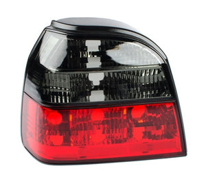 MK3 Golf/GTI Taillights (Crystal Red/Smoke)