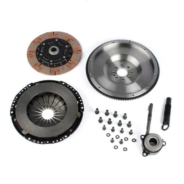 BFI MK7 2.0T TSI Clutch Kit and Lightweight Flywheel - Stage 3