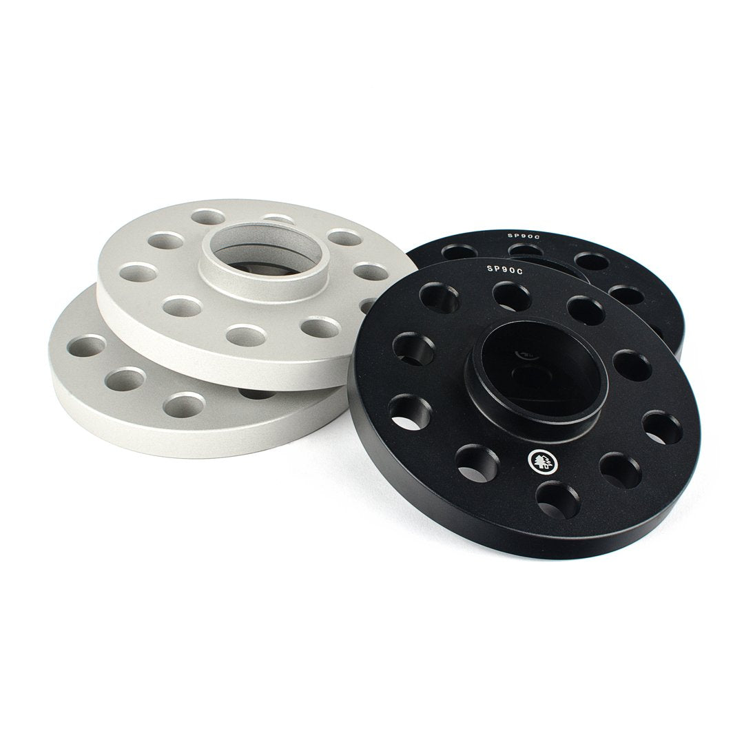 S3 A3 with CONE BOLTS 5x100 and 5x112 15mm Hubcentric Spacers for Audi TT