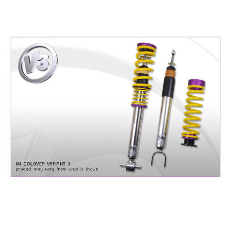 KW Coilover Kit V3 VW Eos - without DCC