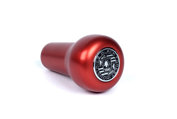 BFI Heavy Weight Shift Knob - Red - GSA (BMW Fitment)