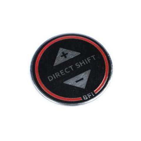 """Direct Shift"" Coin for DSG / Automatic Shift Knobs"