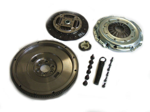 MK4 1.8T 228mm Single Mass Flywheel Clutch Kit (02J)