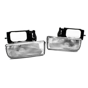 BMW E36 Fog Lights (Clear)