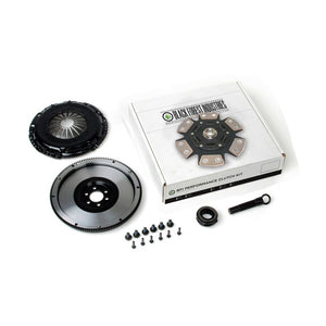 BFI 2.5L 228mm Clutch Kit and Lightweight Flywheel - Stage 4